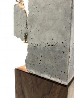 Stefan Rurak Studio Walnut Standing Scarpa Light - 620396