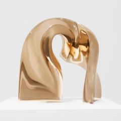 Stephanie Ann Bachiero Stephanie Bachiero Evenness 2018 Bronze Sculpture - 1165690