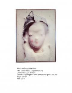 Stephanie Todhunter Marnie Glass Chrysanthemum  - 2127386