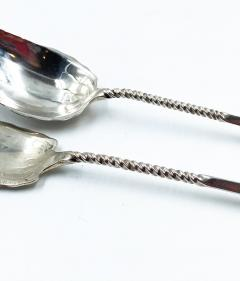 Sterling Silver Salad Set American - 1690970