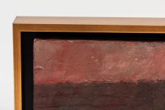 Stevan Kissel Framed Modern Abstract Oil Painting by Stevan Kissel - 1450661