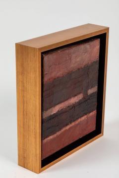 Stevan Kissel Framed Modern Abstract Oil Painting by Stevan Kissel - 1450665