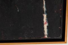 Stevan Kissel Framed Modern Abstract Oil Painting by Stevan Kissel - 1450682