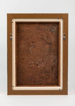 Stevan Kissel Framed Modern Abstract Oil Painting by Stevan Kissel - 1450688