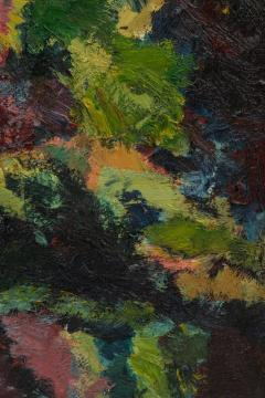 Stevan Kissel Framed Modern Abstract Oil Painting by Stevan Kissel - 1450693