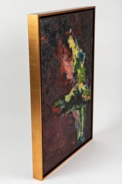 Stevan Kissel Framed Modern Abstract Oil Painting by Stevan Kissel - 1450694