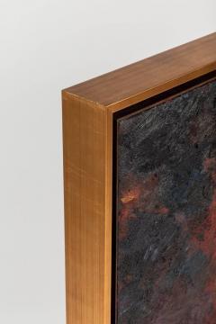 Stevan Kissel Framed Modern Abstract Oil Painting by Stevan Kissel - 1450695