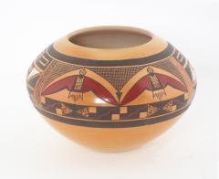 Steve Lucas Hopi polychrome seed jar by Steve Lucas - 1679499