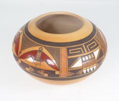 Steve Lucas Hopi polychrome seed jar by Steve Lucas - 1679500