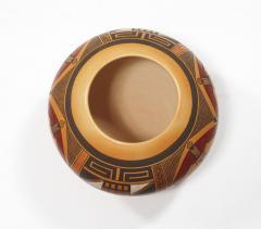 Steve Lucas Hopi polychrome seed jar by Steve Lucas - 1679502