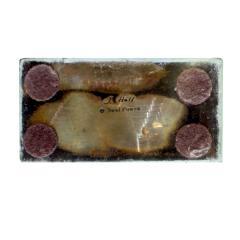 Steven Holl Steven Holl Rare Set of Bronze Candlesticks 1986 signed  - 944026
