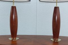 Stewart Ross James Stewart Ross James Modernist Table Lamps - 1191701
