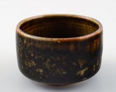 Stig Lindberg Ceramic miniature vase bowl - 1348708