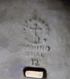 Stig Lindberg Domino dish in ceramics - 1346872