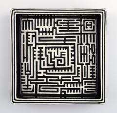 Stig Lindberg Domino dish in ceramics - 1348702