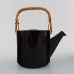 Stig Lindberg Rare 2 piece teapot LA Colorado design Stig Lindberg Gustavsberg Stamped - 1221510