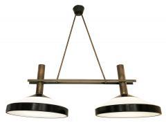 Stilux Ceiling Light Italy 1960s - 1653634