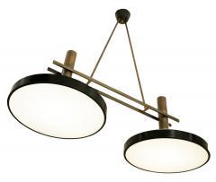Stilux Ceiling Light Italy 1960s - 1653635