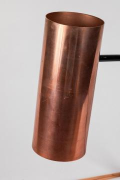 Stilux Milano 1950s Stilux Copper and Metal Table Lamp - 991115