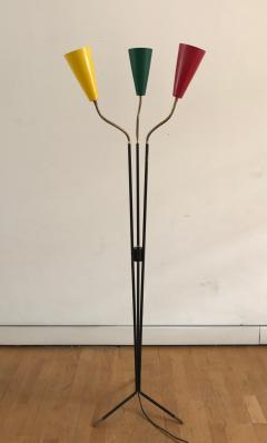 Stilux Milano 1950s Three Cones Floor Lamp - 409272
