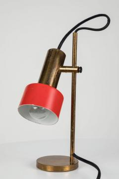 Stilux Milano 1960s Stilux Milano Adjustable Brass Table Lamp - 616620