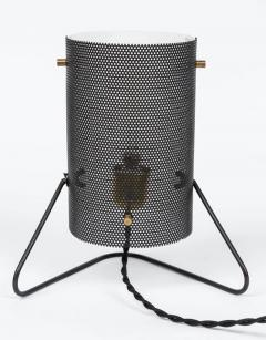 Stilux Milano 1960s Stilux Milano Perforated Metal Table Lamp - 601915