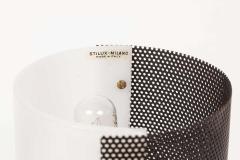 Stilux Milano 1960s Stilux Milano Perforated Metal Table Lamp - 1443106
