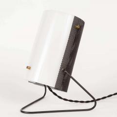 Stilux Milano 1960s Stilux Milano Perforated Metal Table Lamp - 1443113