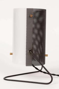 Stilux Milano 1960s Stilux Milano Perforated Metal Table Lamp - 1443115
