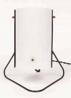 Stilux Milano 1960s Stilux Milano Perforated Metal Table Lamp - 1443116