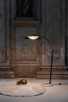 Stilux Milano Midcentury Italian Floor Lamp Attributed to Stilux - 1800423