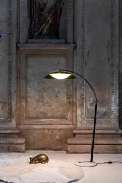 Stilux Milano Midcentury Italian Floor Lamp Attributed to Stilux - 1800430