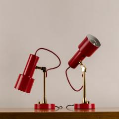 Stilux Milano Pair of Table Lamps by Stilux - 829400