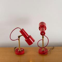Stilux Milano Pair of Table Lamps by Stilux - 829401
