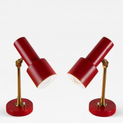Stilux Milano Pair of Table Lamps by Stilux - 831003