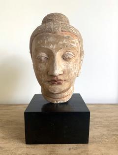 Stone Fragment of Buddha Gandhara - 1538831