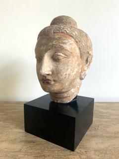 Stone Fragment of Buddha Gandhara - 1538833