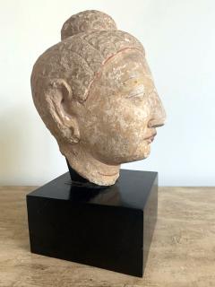 Stone Fragment of Buddha Gandhara - 1538835