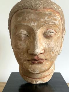 Stone Fragment of Buddha Gandhara - 1538838