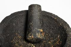 Stone Mortar with Pestle - 1652758