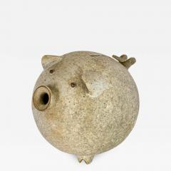 Stoneware Piggy Bank by Aase - 1142944