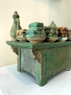 Stoneware Tomb Altar Model Ming Dynasty - 1510213