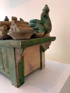 Stoneware Tomb Altar Model Ming Dynasty - 1510214