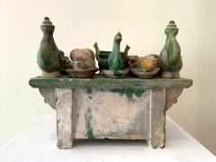 Stoneware Tomb Altar Model Ming Dynasty - 1510215