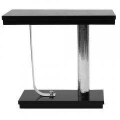 Streamline Art Deco Side Table - 1465655