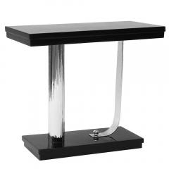 Streamline Art Deco Side Table - 1465656