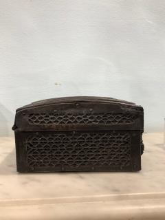 Strong Box missal coffers also called messenger box France circa 1430 1470 - 920341