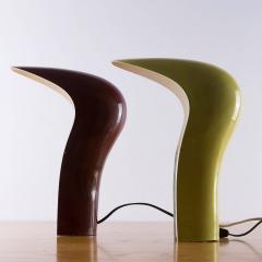 Studio DA Set of Two Pelota Table Lamps by Studio DA for Lamperti - 781826