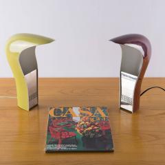 Studio DA Set of Two Pelota Table Lamps by Studio DA for Lamperti - 781831