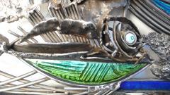 Studio Del Campo Del Campo Wall Sculpture - 1217969